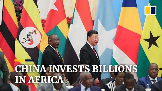 Embedded thumbnail for Are big powers pushing loans onto developing countries?