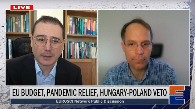 Embedded thumbnail for EU budget, pandemic relief, Hungary-Poland veto